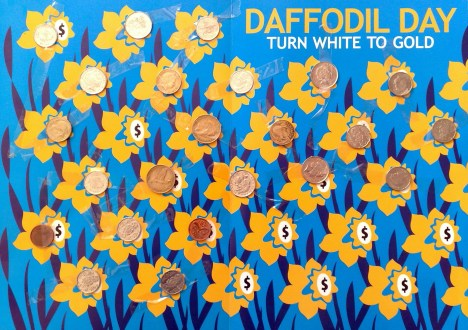 Daffodil Day Coins